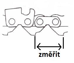 rozteč řetězu