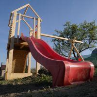 Vybavení pro dětská hřiště