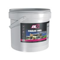 Finální tmel BL6 bílý - kbelík 15kg