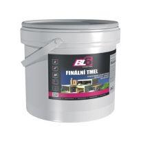 Finální tmel BL6 bílý - kbelík 5,5kg