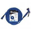 Flexibilní, smršťovací zahradní hadice 15m-45m s postřikovačem - modrá TRICK HOSE