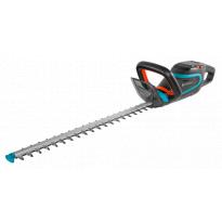 GARDENA Akumulátorové nůžky na živý plot PowerCut Li-40/60 - sada (9860-20)