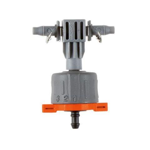 GARDENA Regulovatelný řadový kapač s vyrovnáváním tlaku, 5ks (8317-20)