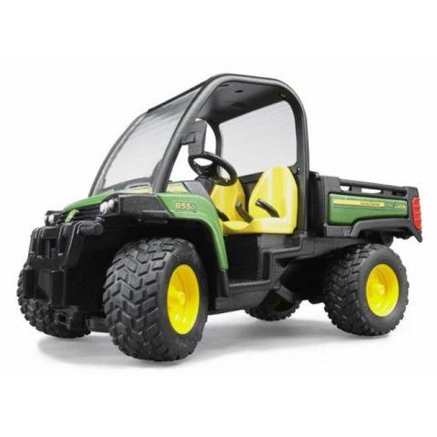 Gator, užitkový vůz XUV 855D John Deere 02491 BRUDER