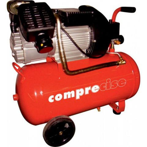 H3/50/2P - Kompresor s olejovou náplní - rychloběžný COMPRECISE