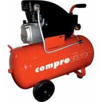 H3/50 - Kompresor 50l, 8bar s olejovou náplní - rychloběžný COMPRECISE