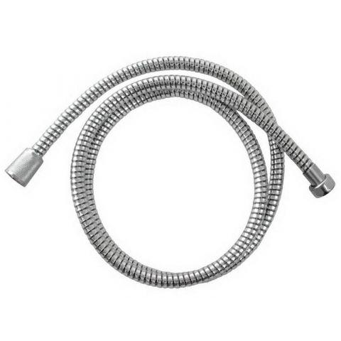 Hadice sprchová, stříbrná, 150cm, PVC 830228 BALLETTO