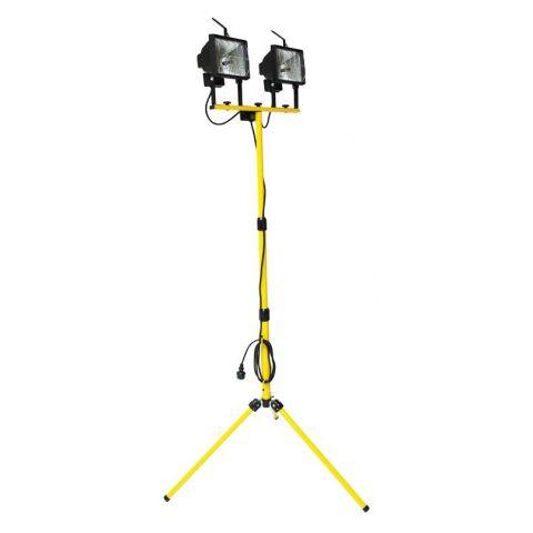 Halogenová lampa 2x400 W, DEMA (D90540)