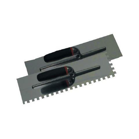 Hladítko 40x12cm zub 8