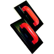 Hladítko filc tmavý/plast 25x13