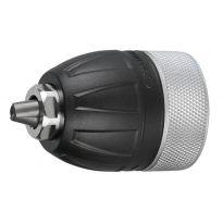 """Hlava rychloupínací sklíčidlová, 0,8-10mm, závit 3/8""""-24UNF, EXTOL PREMIUM"""