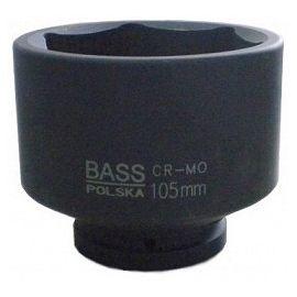 """Hlavice nástrčná rázová 1"""", 105mm, BASS"""