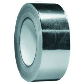 Hliníková samolepící páska š.50mmx50m/0.06mm
