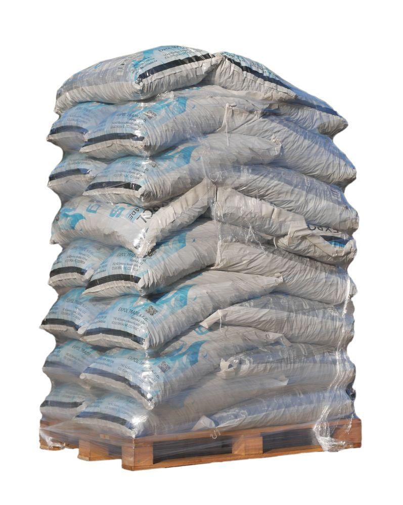 Balené, pytlované hnědé Bílinské uhlí pro automatické kotle 800 kg, hnědé uhlí - ořech 2, 10-25mm EXPOL Nářadí-Sklad 1 | 800