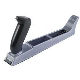 Hoblík kovový, 250x40mm, použití: sádrokarton, dřevo, plast, měkké kovy apod., EXTOL PREMIUM