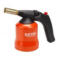 Hořák s piezo zapalováním na propichovací kartuše EXTOL PREMIUM
