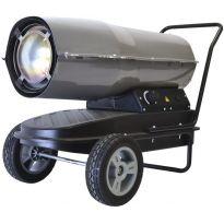 Horkovzdušná naftová turbína GD 30 TI GÜDE (85116)
