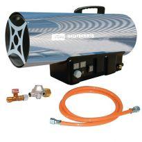 Horkovzdušná plynová turbína 22-35kW GGH 35 TRI GÜDE
