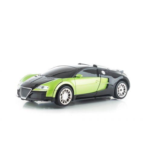 Hračka G21 R/C robot Green King