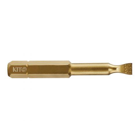 Hrot, 4x50mm, S2/TiN, KITO
