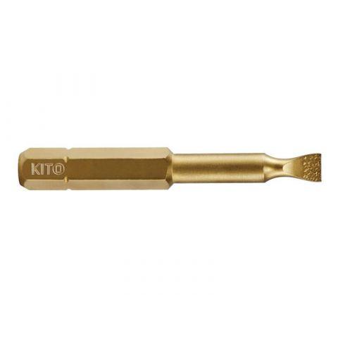 Hrot, 6x50mm, S2/TiN, KITO