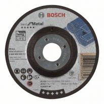 Hrubovací kotouč profilovaný Best for Metal - A 2430 T BF, 115 mm, 7,0 mm - 3165140733847 BOSCH
