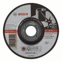 Hrubovací kotouč profilovaný Expert for Inox - AS 30 S INOX BF, 125 mm, 6,0 mm - 316514052 BOSCH