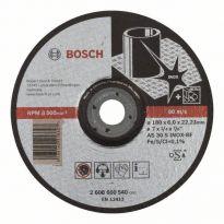 Hrubovací kotouč profilovaný Expert for Inox - AS 30 S INOX BF, 180 mm, 6,0 mm - 316514021 BOSCH