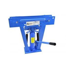 Hydraulická ohýbačka trubek 12t, 6 profilů GEKO