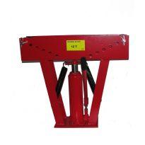 Hydraulická ohýbačka trubek 12t, 6 profilů MAR-POL