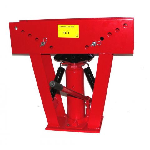 Hydraulická ohýbačka trubek 16t, 8 profilů MAR-POL
