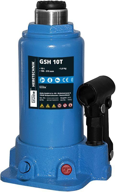 Hydraulický zvedák GSH 10T GÜDE Nářadí-Sklad 1   6