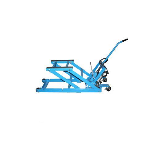 Hydraulicko-pneumatický zvedák na motorku, čtyřkolku, 680kg, 9-52cm MAR-POL