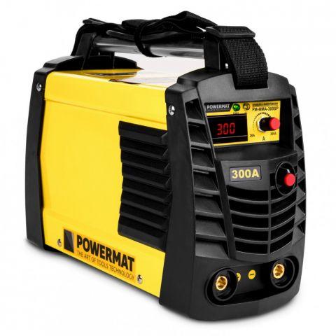 Invertorová svářečka 300A IGBT PM-MMA-300SP POWERMAT