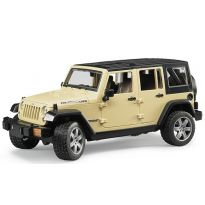 Jeep Wrangler Unlimited Rubicon 02525 BRUDER