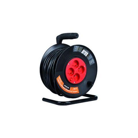Kabel prodlužovací s bubnem 50m/4 3×1,5mm SPC 51 SENCOR