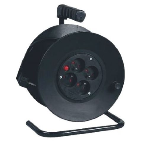 Kabel prodlužovací s bubnem vnitřní 25m