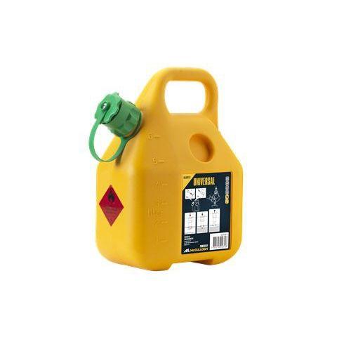 Kanystr na benzín 6l OLO013 UNIVERSAL