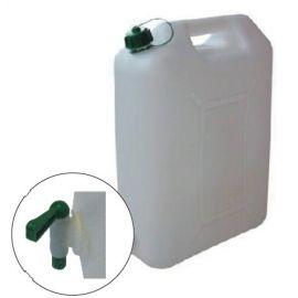 Kanystr PVC s kohoutem 10l