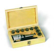 Kleštinový upínač MkIII a sada kleštin 4 - 16 mm PROMA