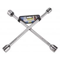 Klíč křížový na kola, 17-19-21-23mm, EXTOL CRAFT