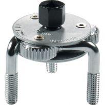 Klíč na olejový filtr nastavitelný 78-125mm MAR-POL