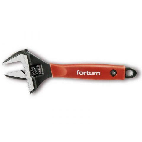 """Klíč nastavitelný instalatérský, 8""""/210mm, FORTUM"""