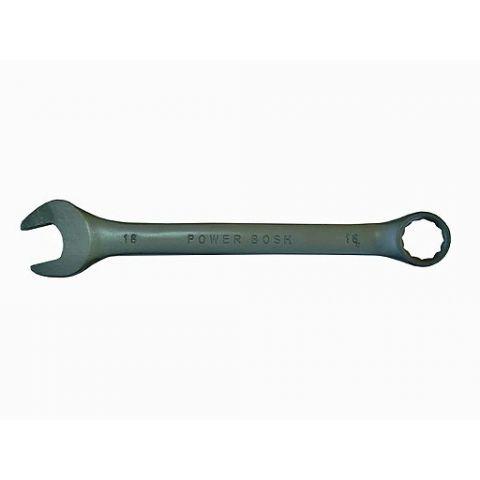 Klíč očkoplochý 18mm, BASS
