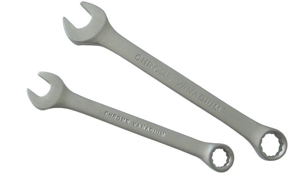Klíč očkový-otevřený 17mm MAR-POL