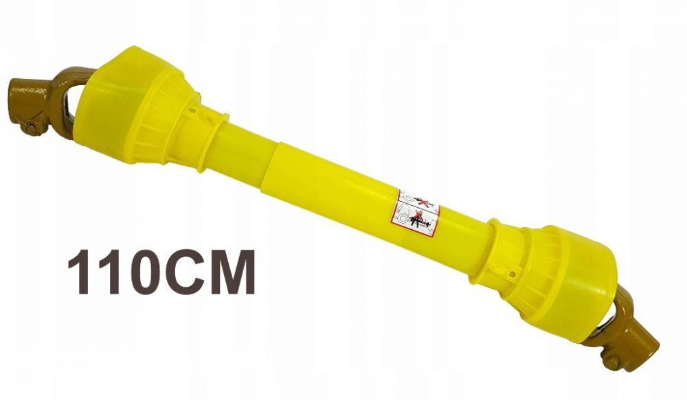 Kloubová hřídel délka 110 cm - balení: 1 ks MAR-POL *HOBY 0Kg M85216