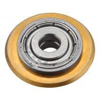 Kolečko řezací ložiskové, 22x6x6mm, SK FORTUM