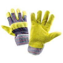 Kombinovaná rukavice hovězí štípenka