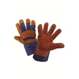 Kombinovaná zateplená rukavice