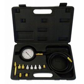 Kompresiometr, tester tlaku motorového oleje, BASS